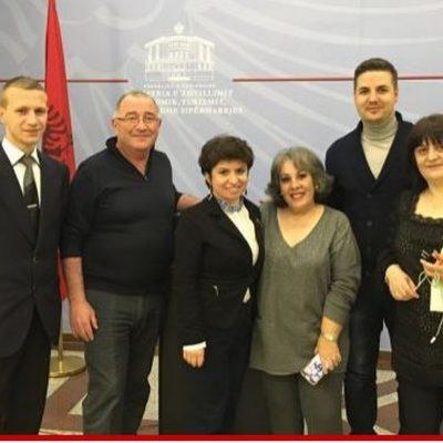 סיור באלבניה מטעם משרד התיירות האלבני