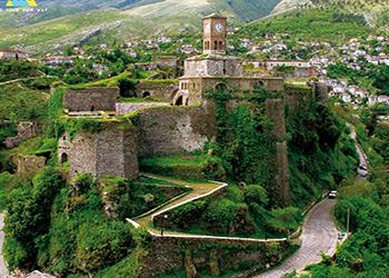 עיר מורשת עולם gjirokaster