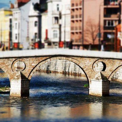 Latin Bridge - here began the First World War