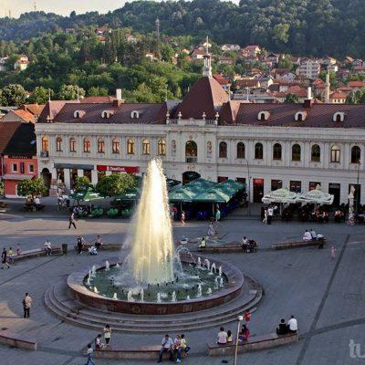 Liberty Square, Tuzla City