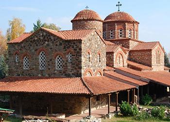 Monastery Complex Vodocha