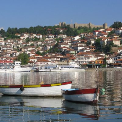 Old Town Ohrid