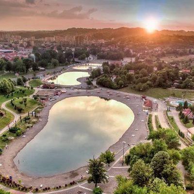 Panonnica Lake, Tuzla
