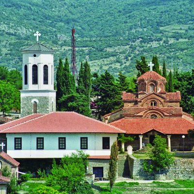 The Church St. Holy Mother , Ohrid