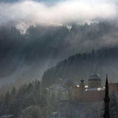 bosnian mountains