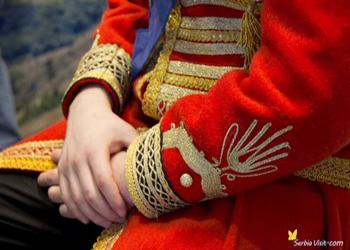 tradition serbian dress